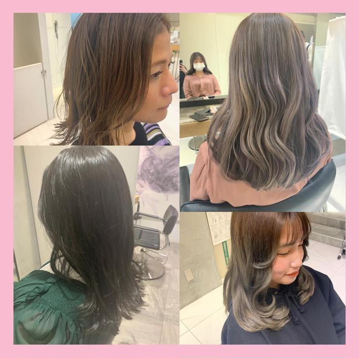 hair  make  one005所属・似合わせのプロ SHOTAの掲載