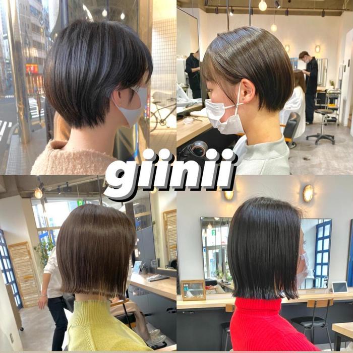 giinii所属・⭐️ボブ&ショート 特化⭐️大輝⭐️の掲載