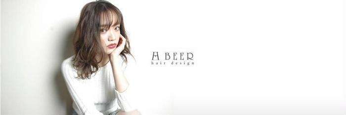 hair designBEER所属・BEER今泉 ビール今泉の掲載