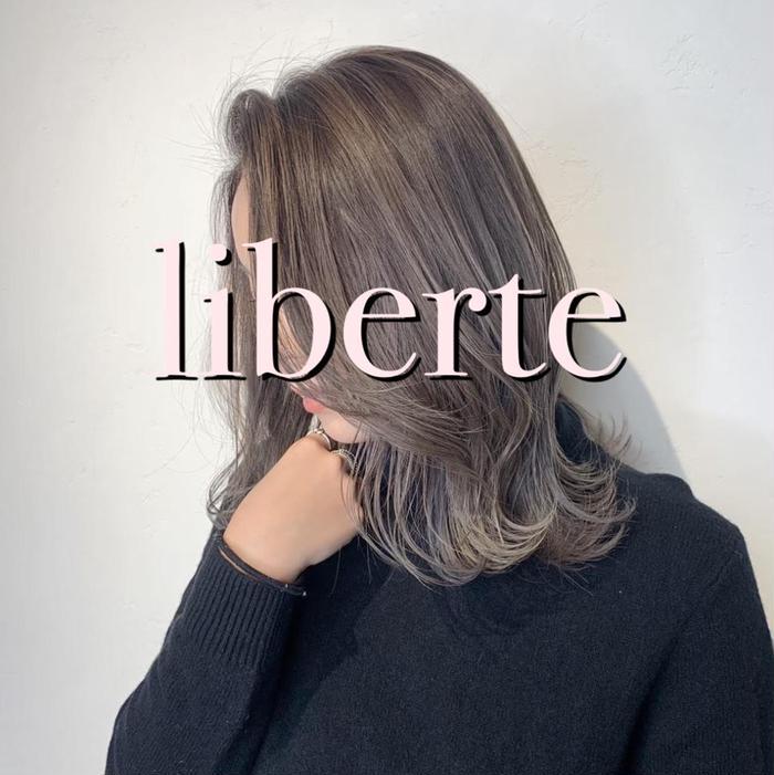 liberte 池袋所属・⭐️美髪プロデュース ⭐️亀山努⭐️の掲載
