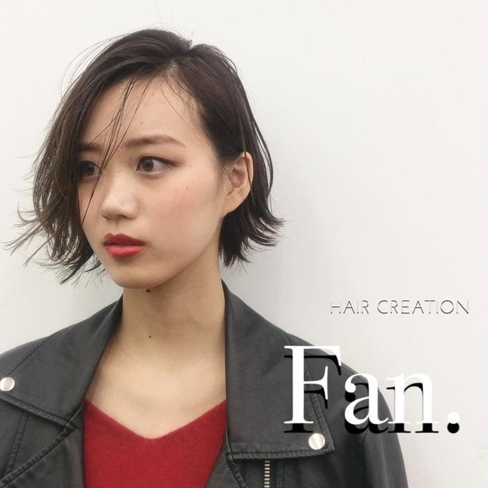 Fan.【ファンドット】所属・topstylist 🌈Fan.ネモトの掲載