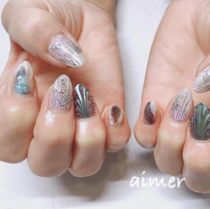 aimer所属・nail salon aimerの掲載