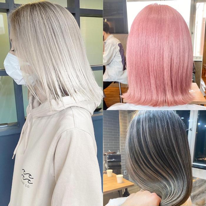 La fith hair ray 札幌店所属・RYUSEI💎 デザインカラーの掲載