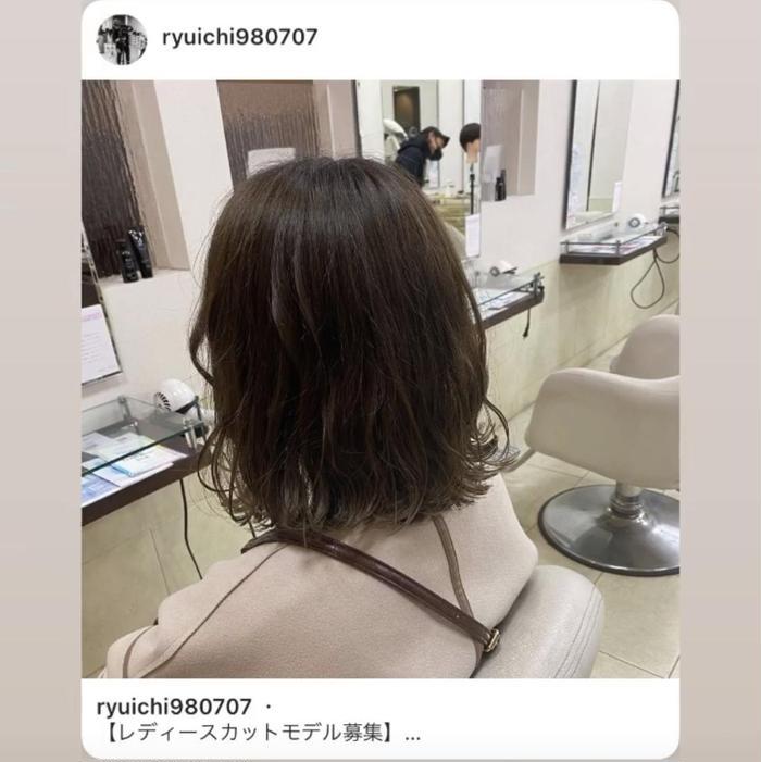 cuarto hair所属・メンズ特化型美容師 上田龍一の掲載