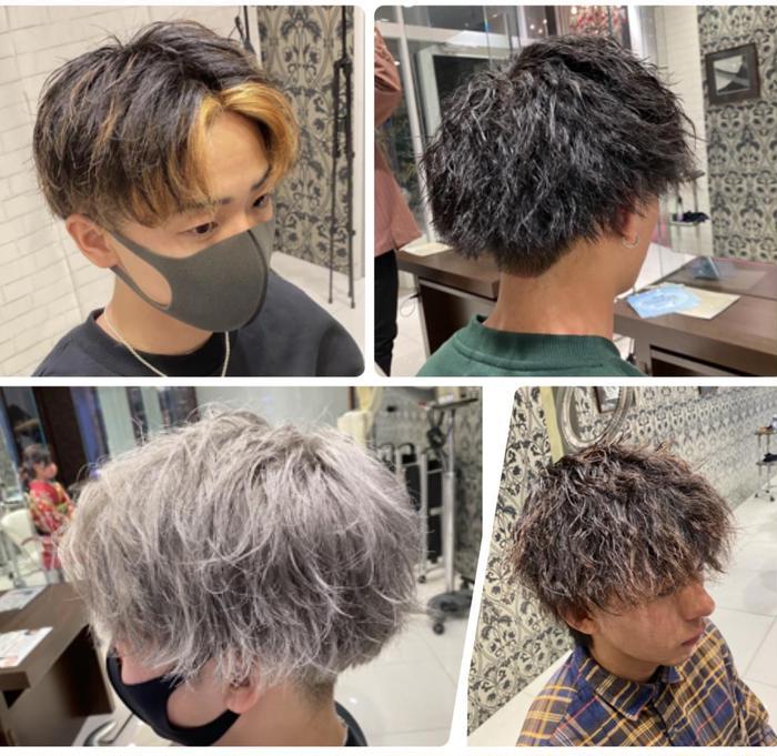hair&makeearth大曽根所属・佐藤 竜一の掲載