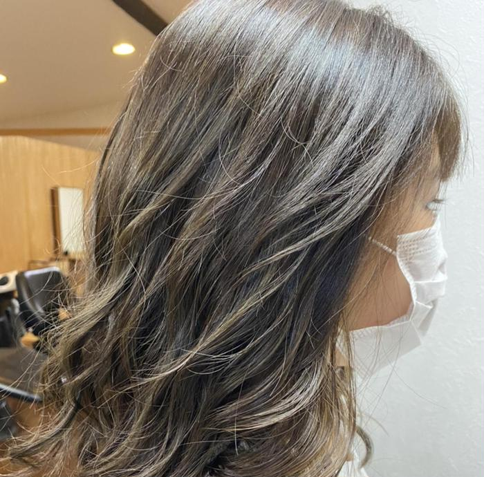 THE HAIR SHOP所属・平田 美樹の掲載