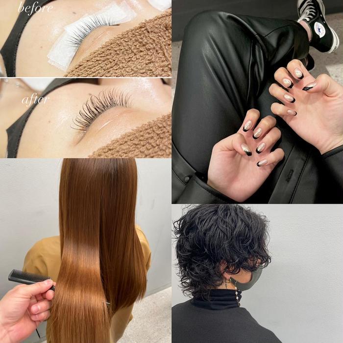 hair&make NOISM~eha-河原町店所属・河原町店 副店長/羽柴 理功の掲載