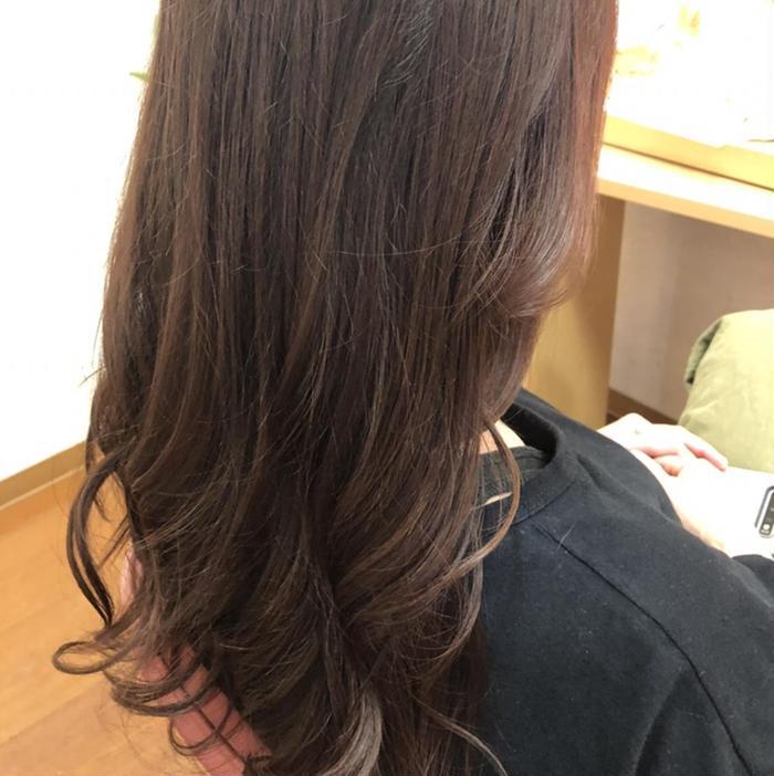 美容室アグレアーブル所属・柴田 いずみの掲載