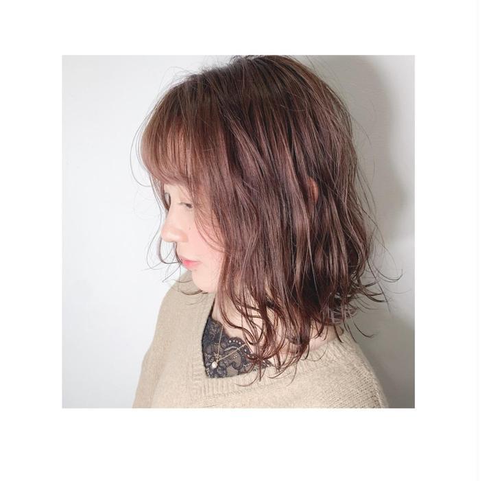 Hair&Make ZESTTACHIKAWA所属・カラー指名No'1 佐藤亘の掲載