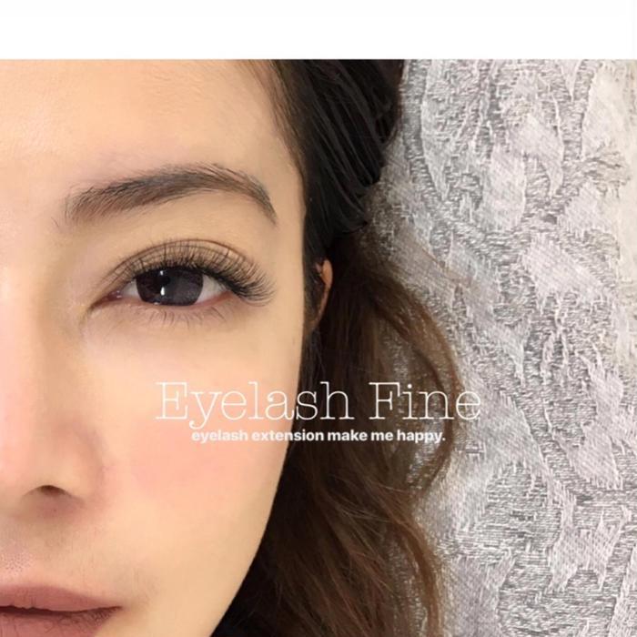 Fineeyelas/eyebrow所属・Fine スタッフの掲載