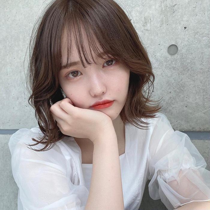 🦋ミニモ大人気サロン🦋カラー指名NO.1🦋髪質改善トリートメント🦋THEATER group🦋SHE所属・💖ミルクティーカラ ー得意♡幸花💗の掲載