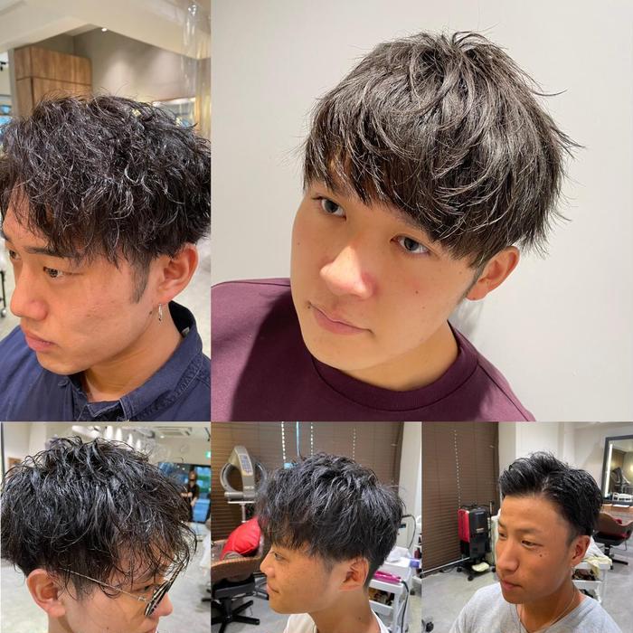 KGRedneo恵比寿所属・🌈モテ髪🌈 メンズの掲載