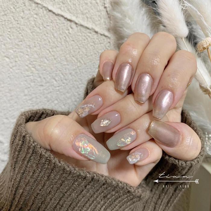 nail salon tiam所属・𝑡𝑖𝑎𝑚𓂃 まつくらゆきの𓇼の掲載