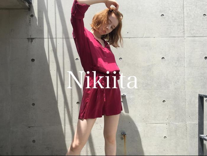 Nikiita所属・木枝 紫音🌷の掲載