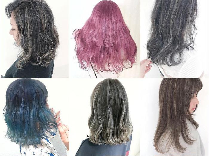 Hair&Make EARTH 検見川浜所属・阿久津 舞の掲載