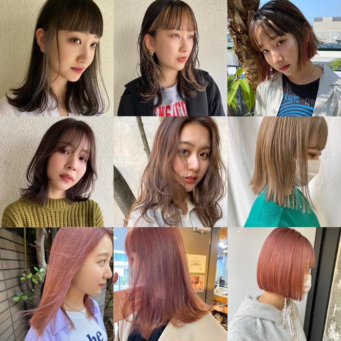 pia hair design所属・坪井 啓太(pia)の掲載