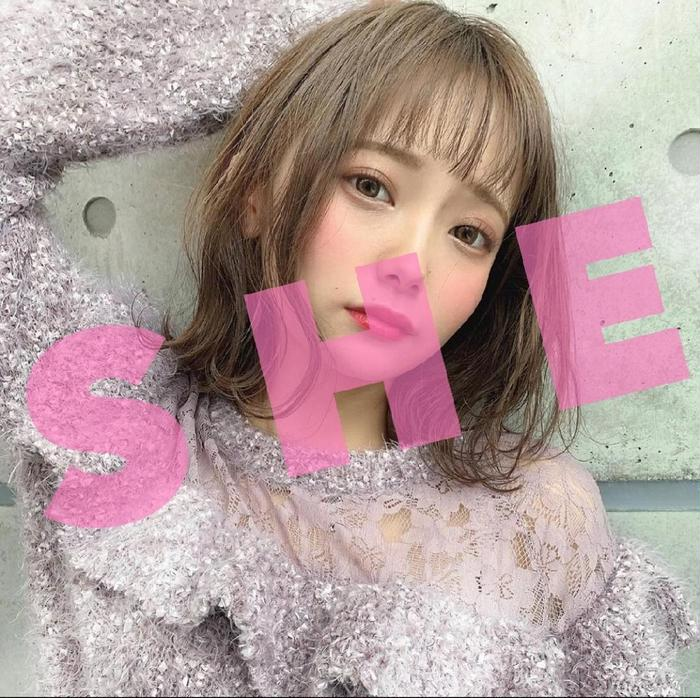 SHE所属・💘🦄艶髪カラ ーAyaka🦄💘の掲載