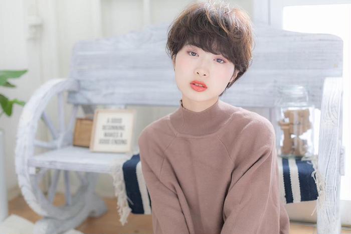 hair&dayspaAGU所属・透けカラー💙 坂本結希乃の掲載