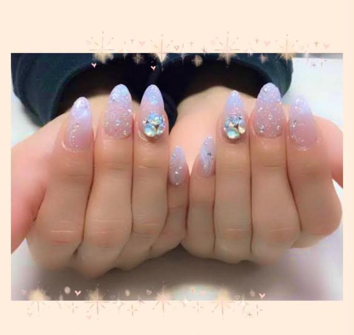 Nailsalon   Lovelyz.所属・kito kaoruの掲載