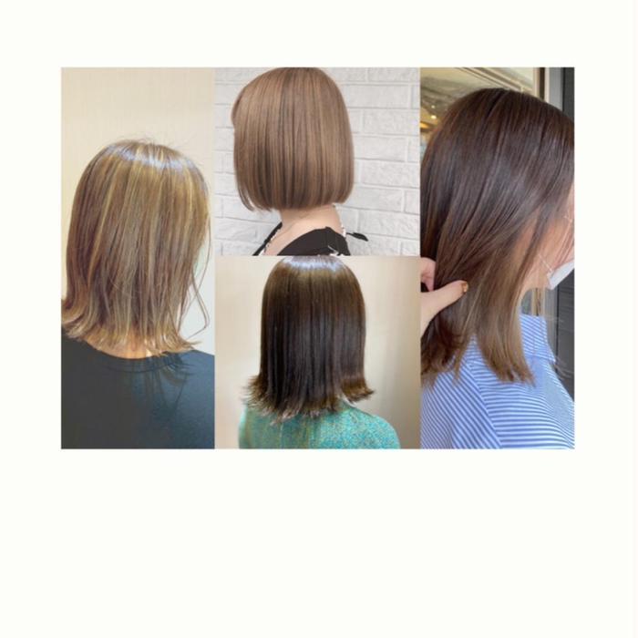 Hair&BeautyRITA所属・くわはら みくの掲載