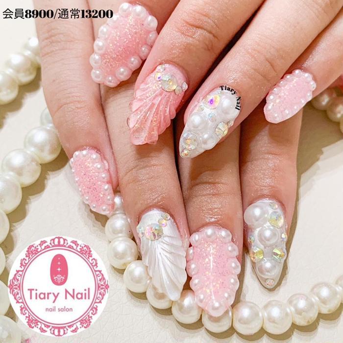 Tiary Nail & Beauty所属・Tiary Nail ゆまの掲載