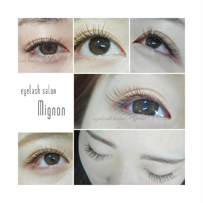 eyelash salon Mignon所属・Mignon  manamiの掲載