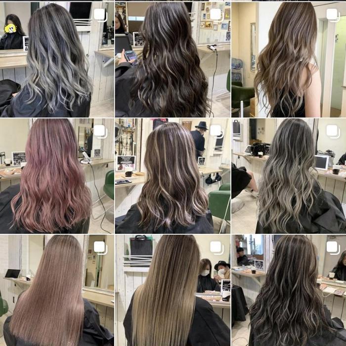 HairLoungeBelle所属・高山 滉太の掲載