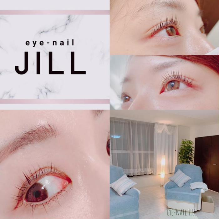 eye-nail JILL所属・JILL yukaの掲載