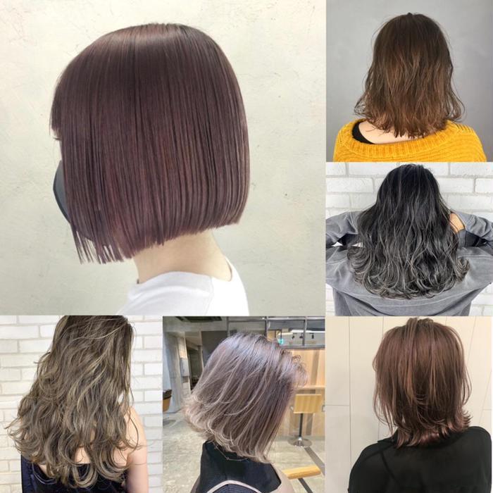 AUBE HAIR  shinjuku所属・褒められヘアー🤍 🕊Kaho🕊の掲載