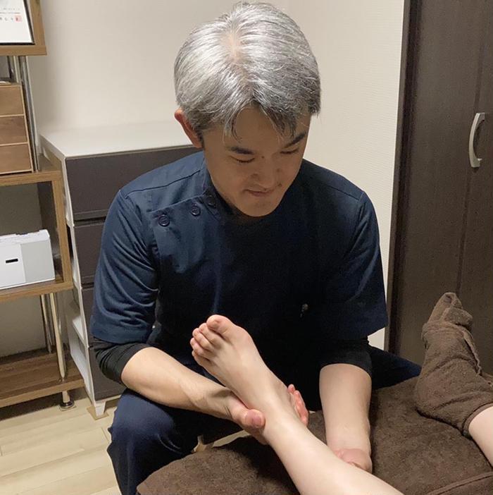 足つぼ専門サロン Mリフレ所属・西 光晃の掲載