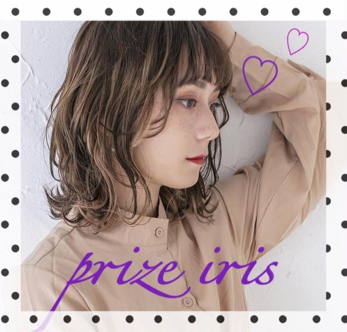 prize iris池袋東口店所属・カラー満足度No.1 🌈矢島尚子🌈の掲載