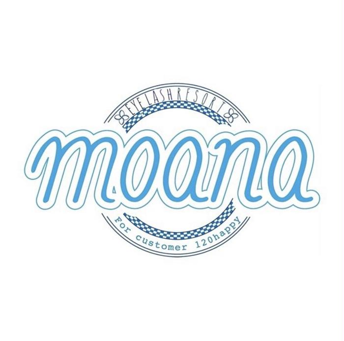 eyelash  Resort moana所属・moana moeの掲載