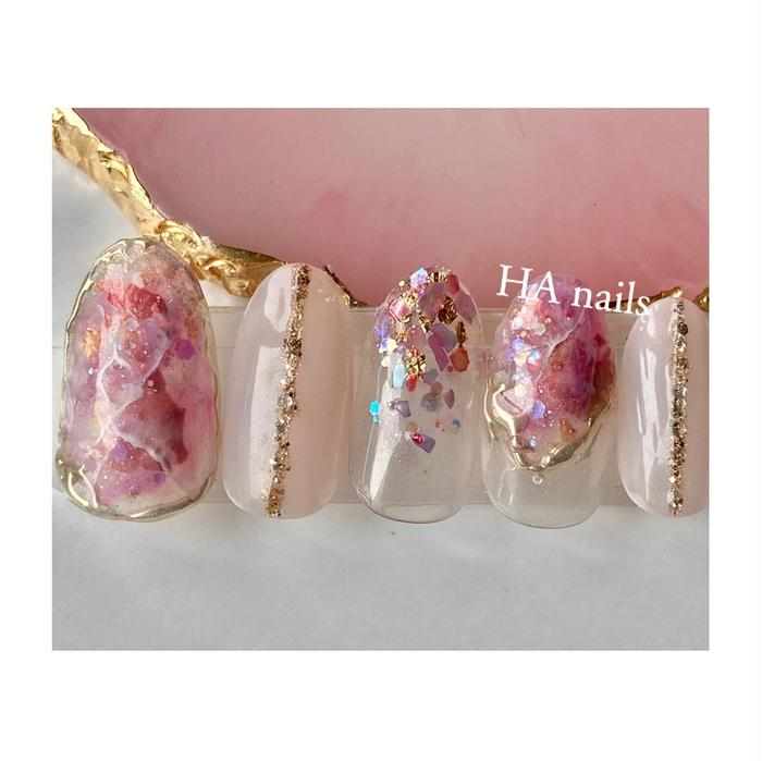 HA nails所属・HA nails_ hanaの掲載