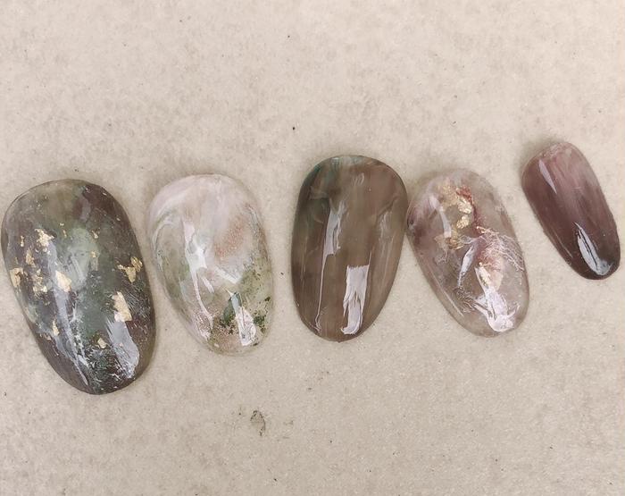 nail salonFarbe〜ファルベ〜所属・nail salon Farbe〜ファルべの掲載