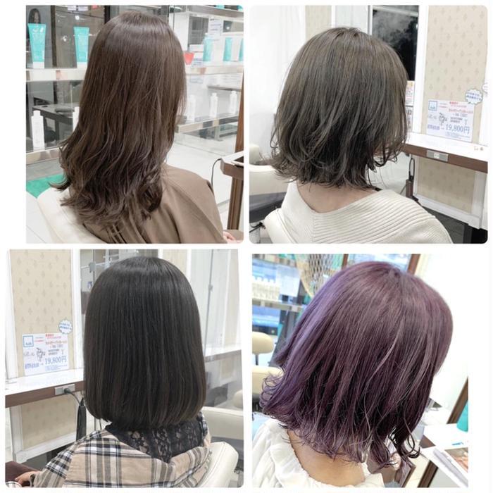 Ash藤が丘所属・縮毛矯正美容師 藤村 雄介の掲載
