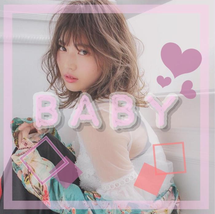 BABY/THEATER所属・美桜🌸アニメカラー 🌸インナーカラーの掲載