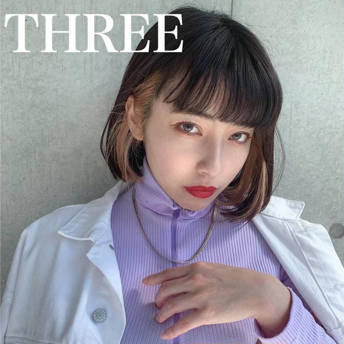 🦋THREE🦋所属・THREE 🦋MAIKAの掲載