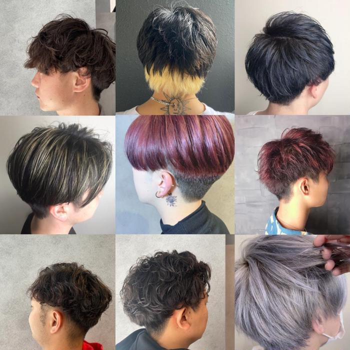hair salon M   新宿所属・永吉 瑞季の掲載