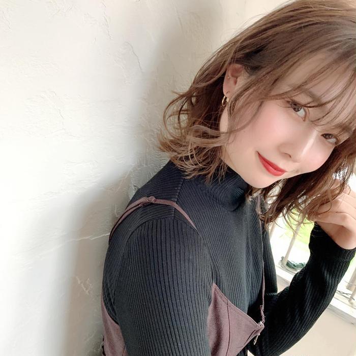 hair&beauty rille所属・koike honokaの掲載