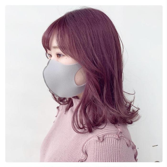 ZinaFUKUOKA所属・pinkpurple 💗😈徳原江梨の掲載