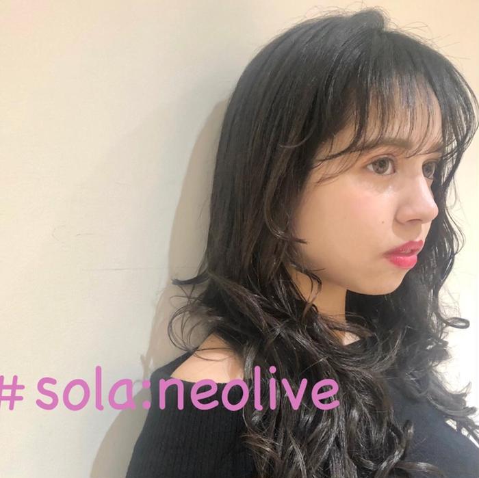 sola:neolive所属・🍒前川 茉利乃🍒の掲載