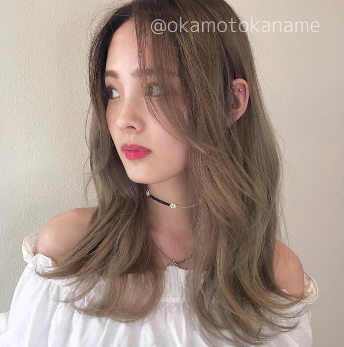 buzz hair make所属・岡本 叶愛 /オカモト カナメ!の掲載