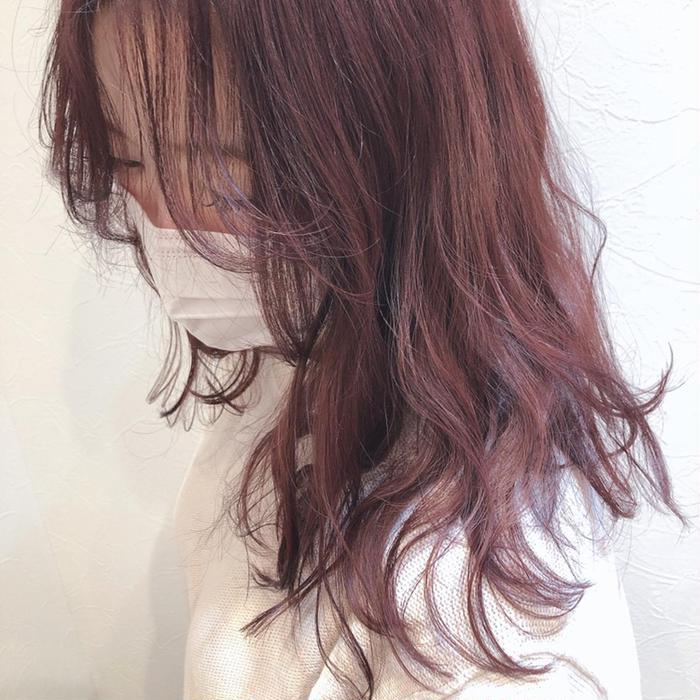 Aguhairkoi鶴見イオン前店所属・Aguhairkoi 🖤中島葵🖤の掲載