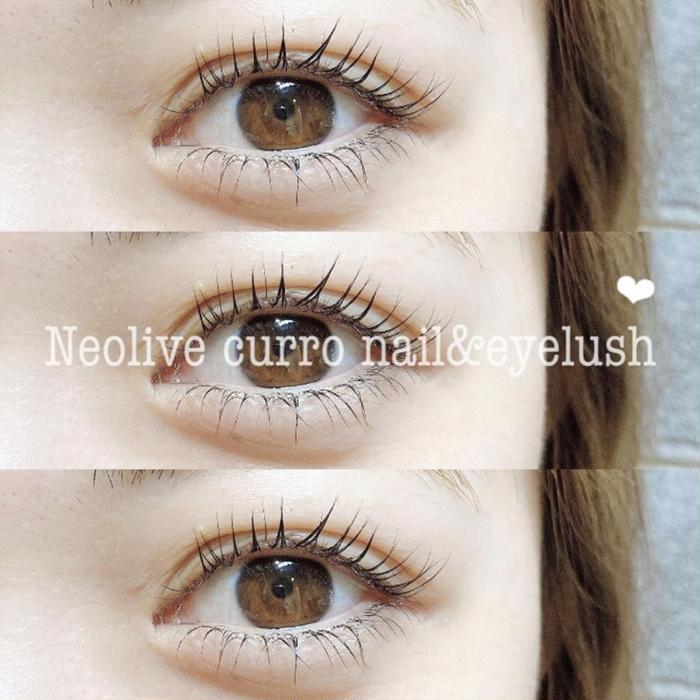 Neolive curro nail&eyelush所属・sakura ☺︎の掲載
