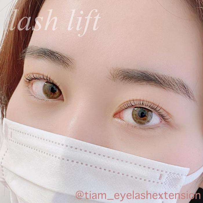 TIÁM  eyelash extension所属・eyelist MEGUの掲載