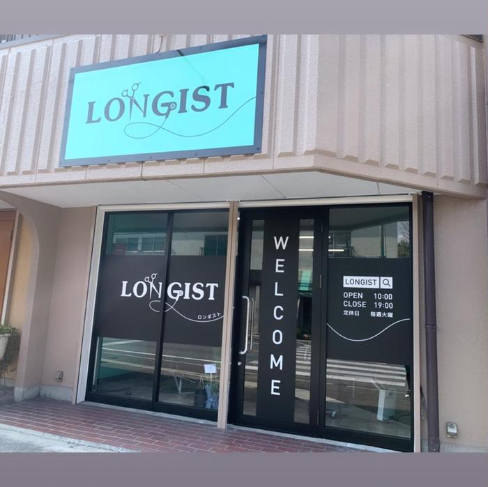 LONGIST所属・o yの掲載