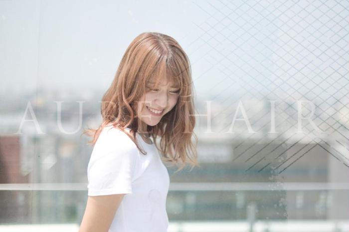 AUBE HAIR LILY所属・AUBE HAIR  LILY  篠村の掲載