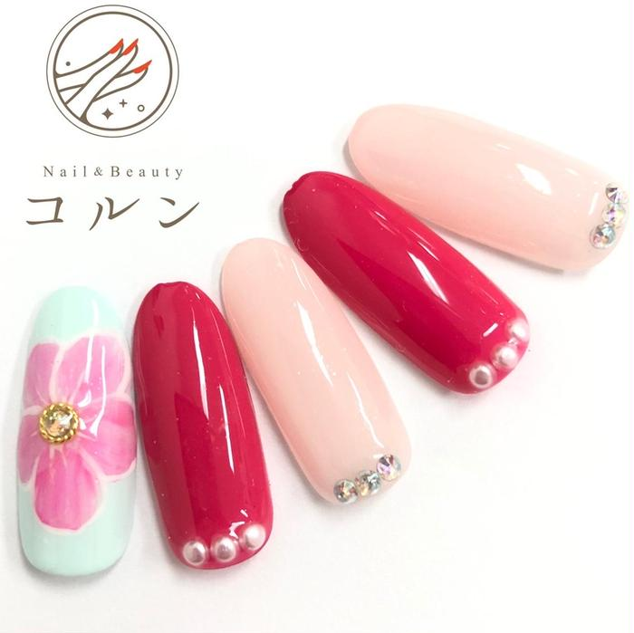 Nail&Beauty コルン【赤坂/溜池山王】所属・NailBeauty コルンの掲載