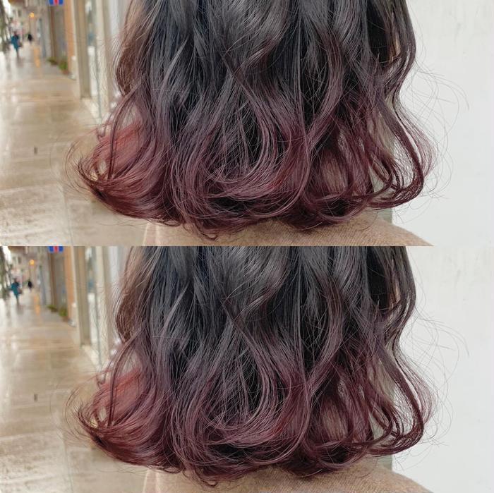 Agu hair cardinal所属・中門 玲那の掲載