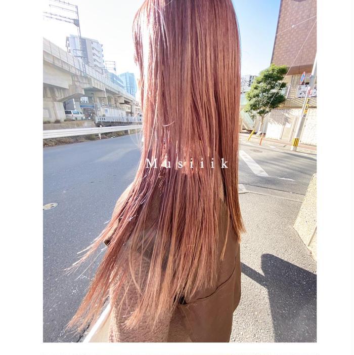 Musiiik所属・Musiiik hairの掲載